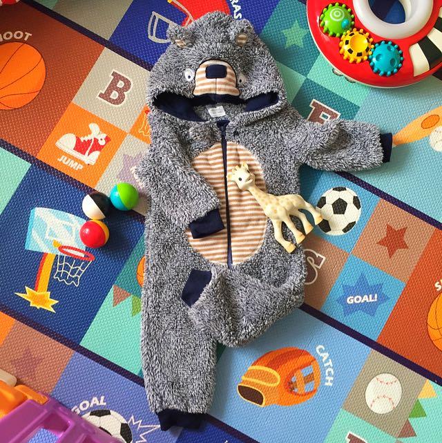 "Baby Costume Bear ""early days PRIMARK LONDON"""