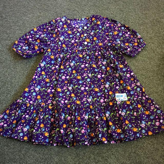 Baby Girls Dress Size 12-18 Months