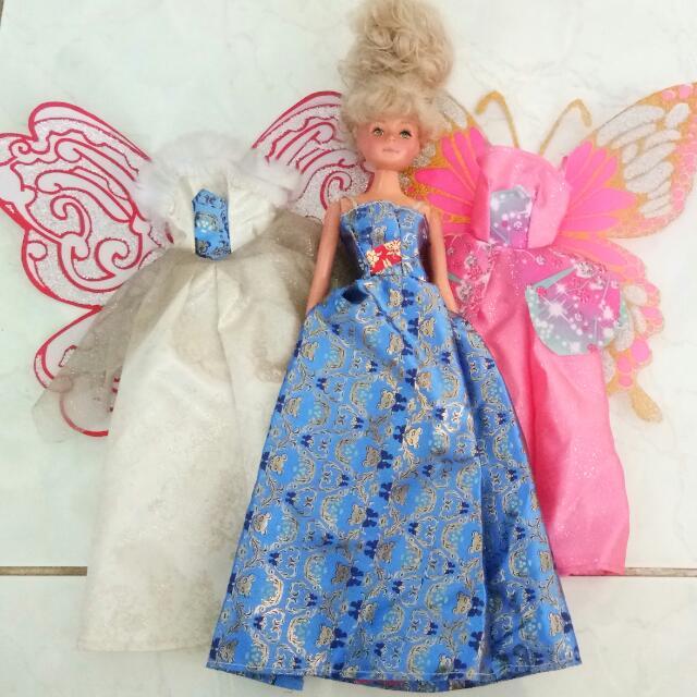 Barbie + Baju Peri