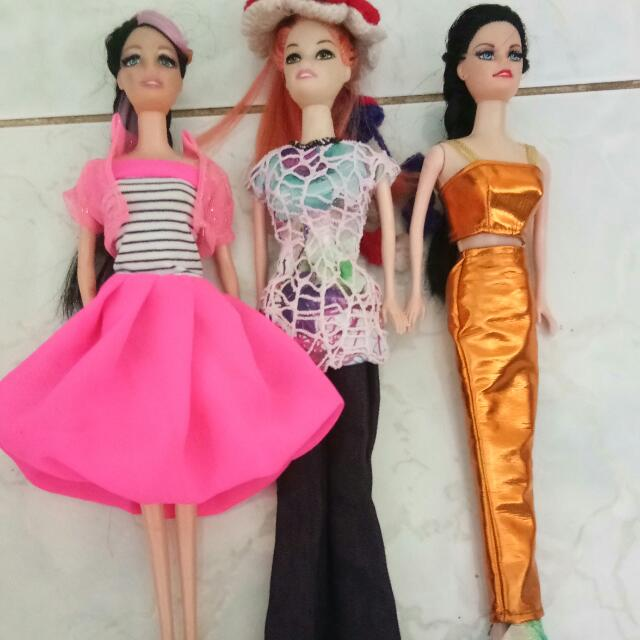 Barbie Kw
