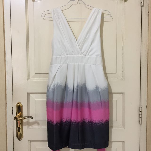 Body And Soul Satin Dress