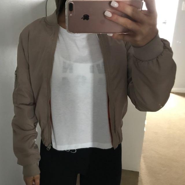 Booboo Bomber Jacket