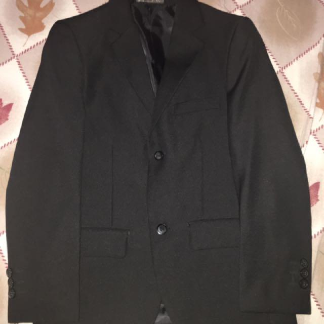 Boys Coat, Vest & Slacks