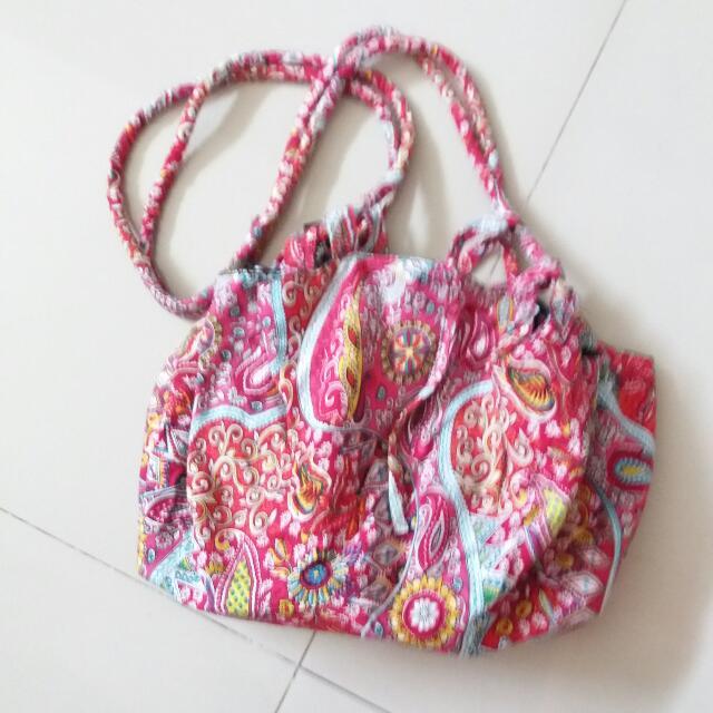 Bucket Bag Khas Bali