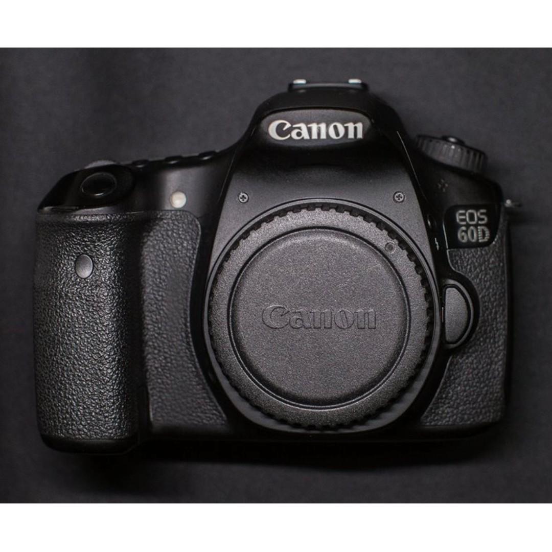 Canon 60D BODY