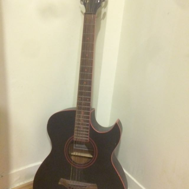 Caraya Acoustic Guitar