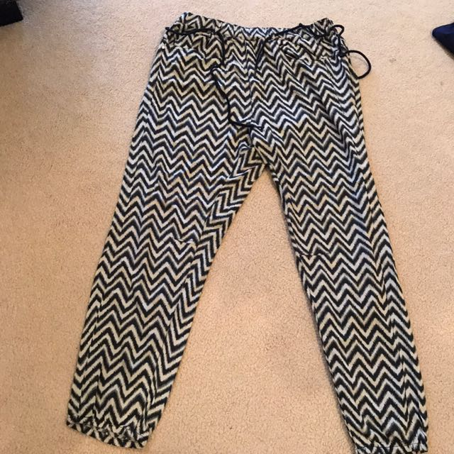 Casual Relaxed Pants