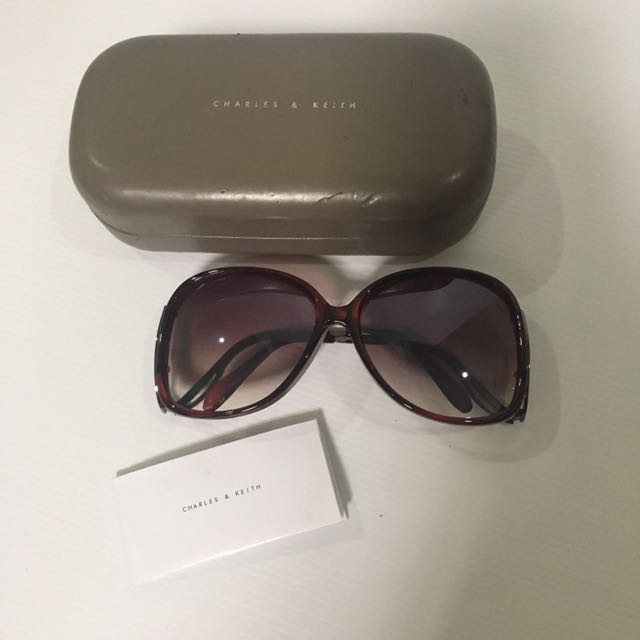 Charles And Keith Sun Glasses