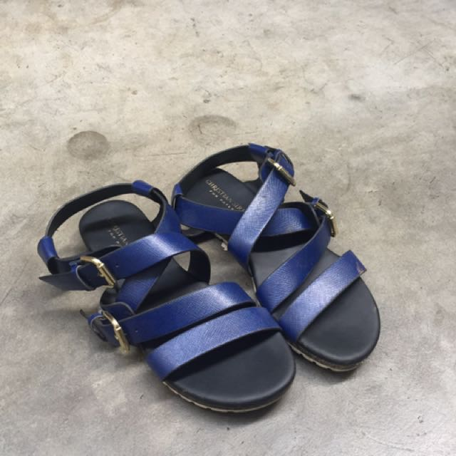 christian siriano sandal