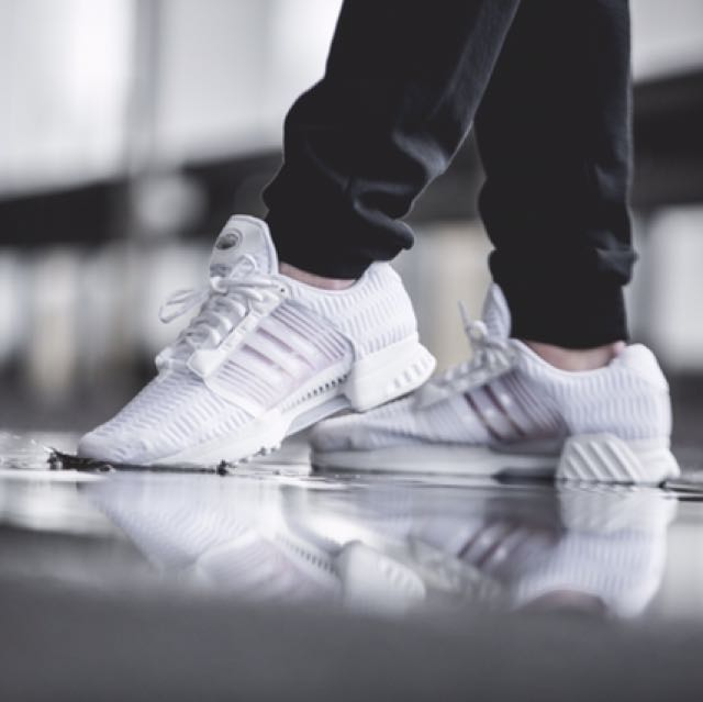 finest selection fb21f ca827 Climacool 1 Triple White, Men's Fashion, Footwear on Carousell