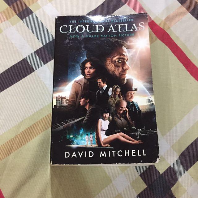 Cloud Atlas English Novel