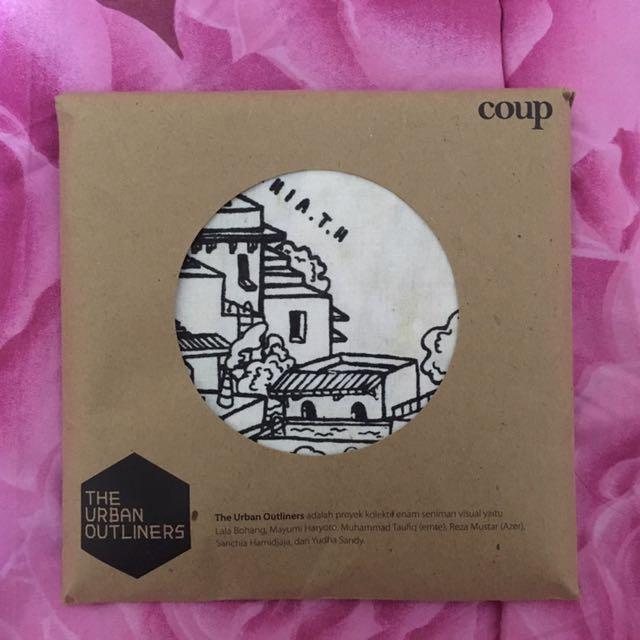 Coup Coloring Bag Tas Mewarnai Design Craft Artwork On Carousell