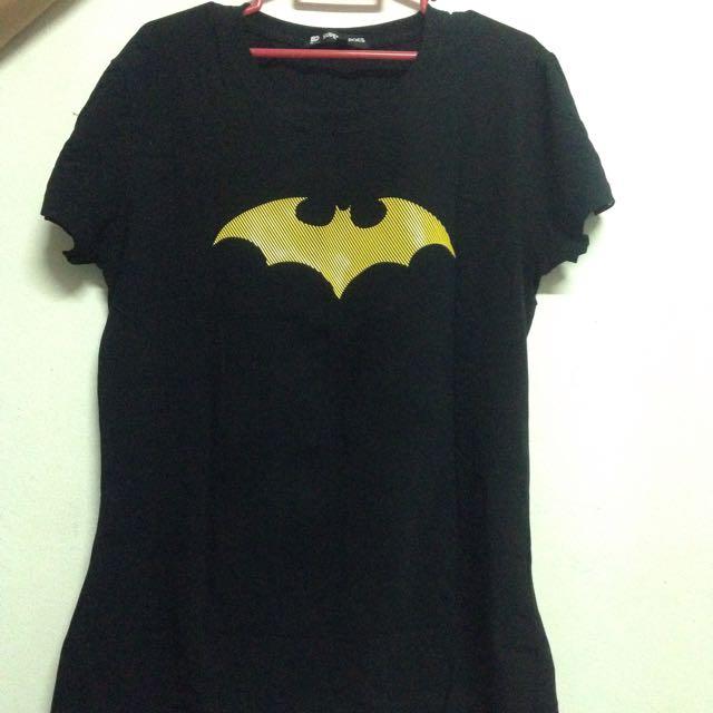 batman t shirt ladies
