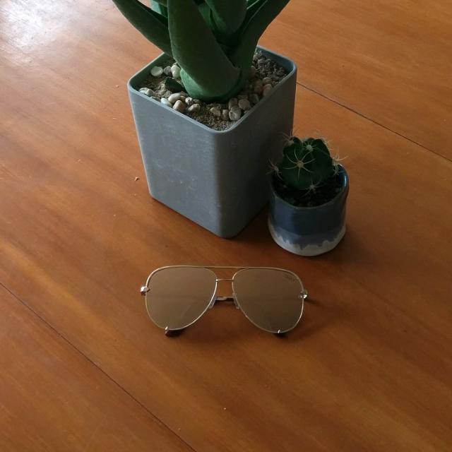 Desi Perkins X Quay Australia Sunglasses