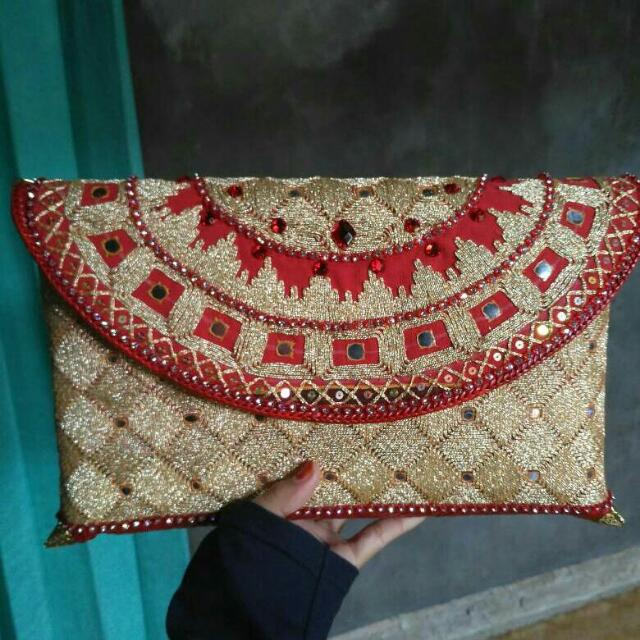 Dompet Cluth Tapis Lampung Women S Fashion Women S Bags Wallets