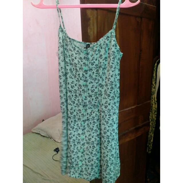Dress Bunga H&M