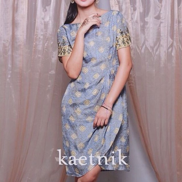 Dress Etnik LOCAL BRAND