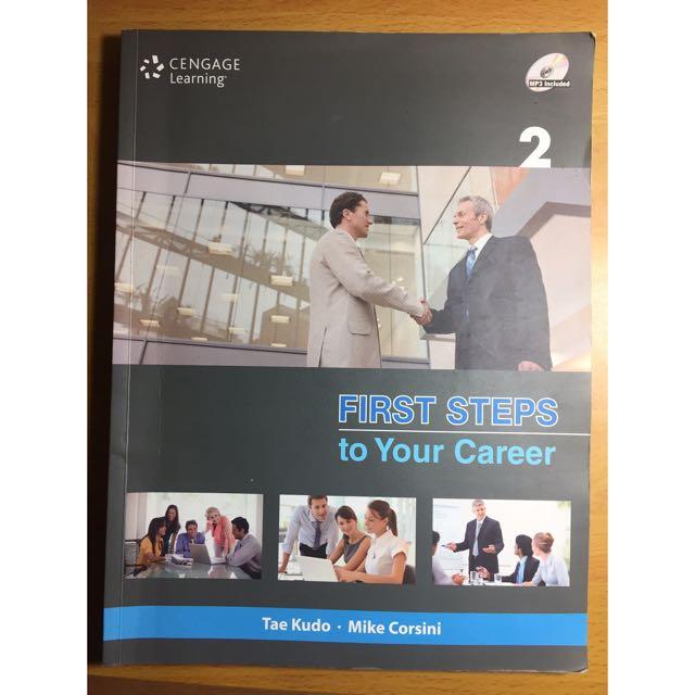 二手📖First Steps To Your Career