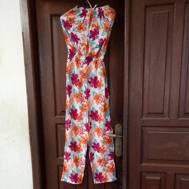 Flower Jumsuit