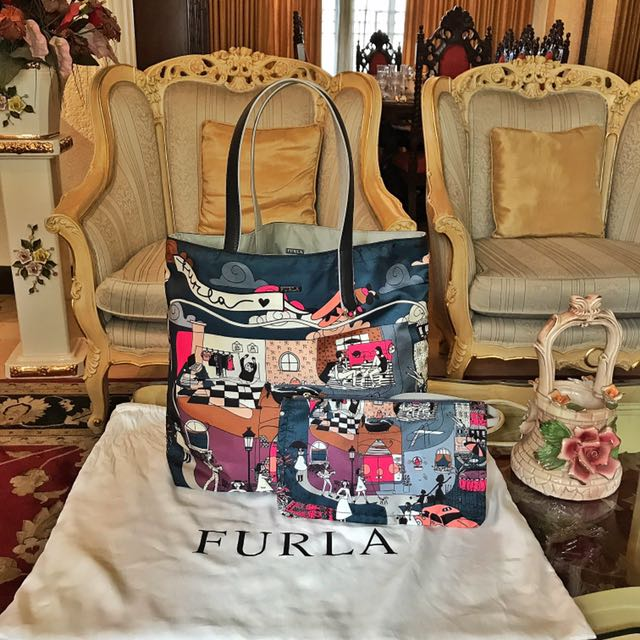 ‼️FURLA HANDBAG AUTHENTIC‼️