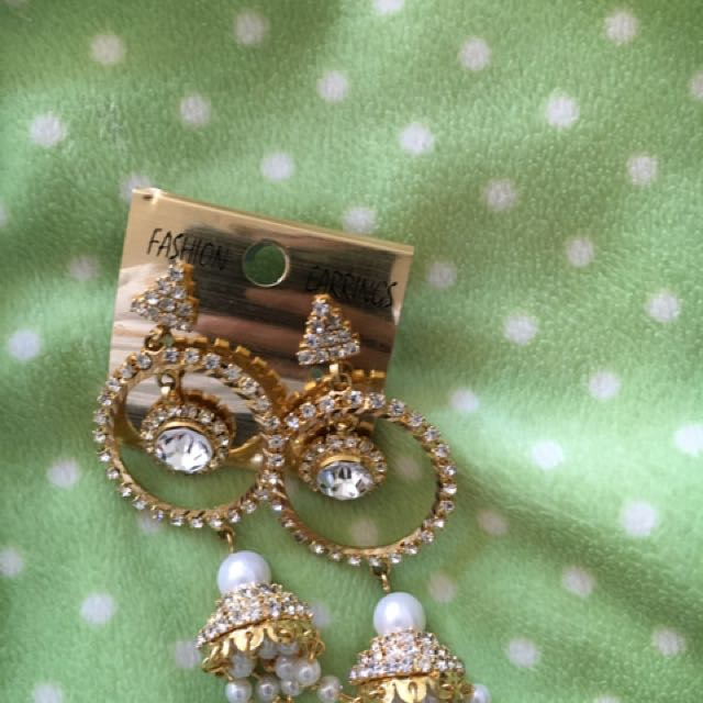Gold Costume Jewellery