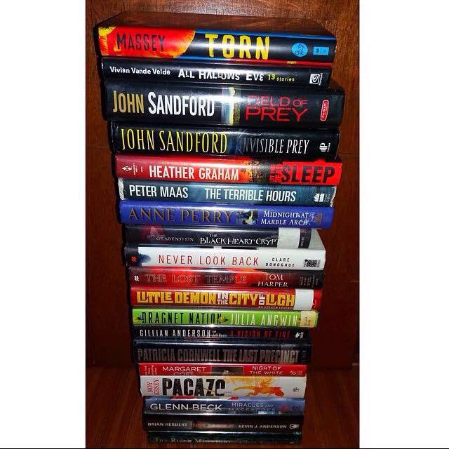 Hardbound Books (Bundle)
