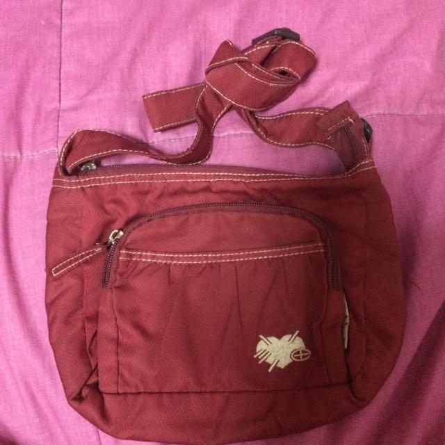 Heartstring Sling Bag