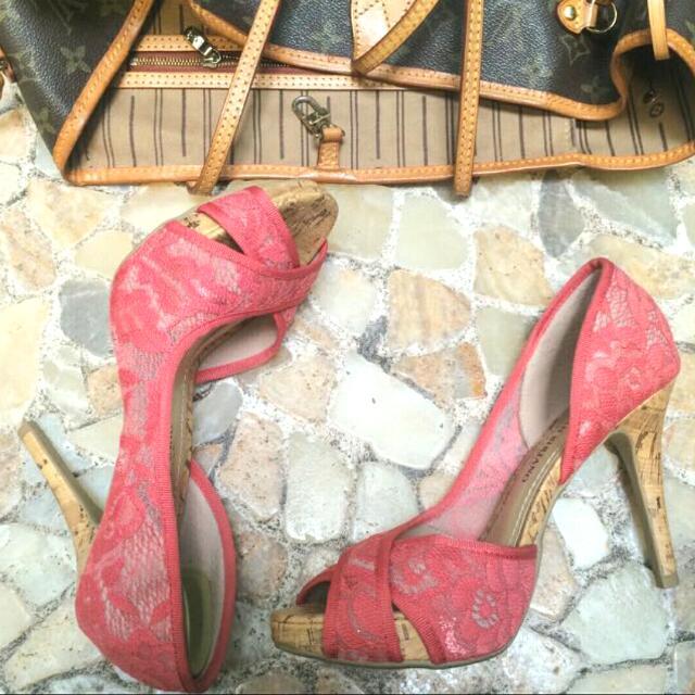 Heels Peep Toe / Open Toe by Christian Siriano