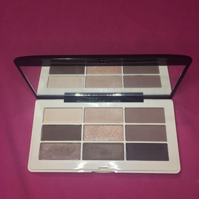 H&M Smokey Nudes Eye Colour Palette