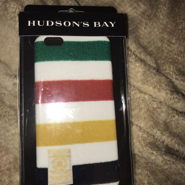 HUDSON's BAY - iPhone 6 PLUS/ 6S PLUS Hard Cover Case
