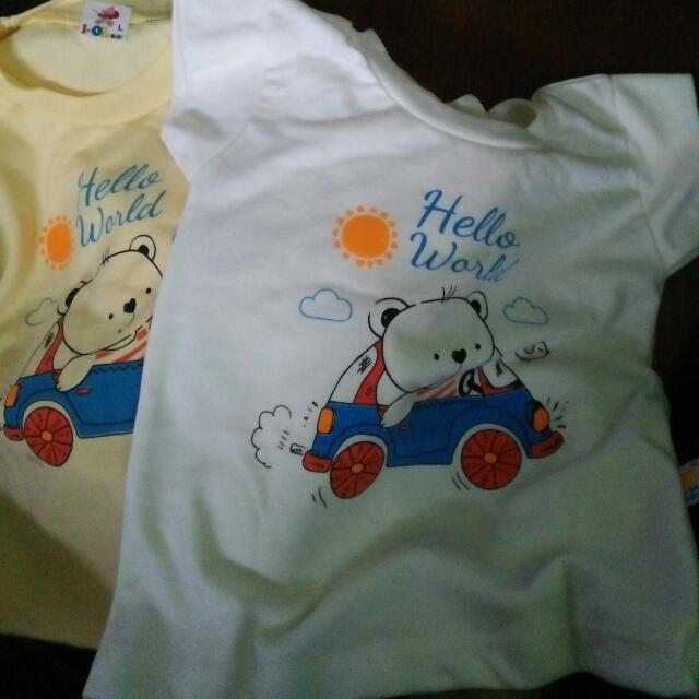 I OL Baby T-shirt