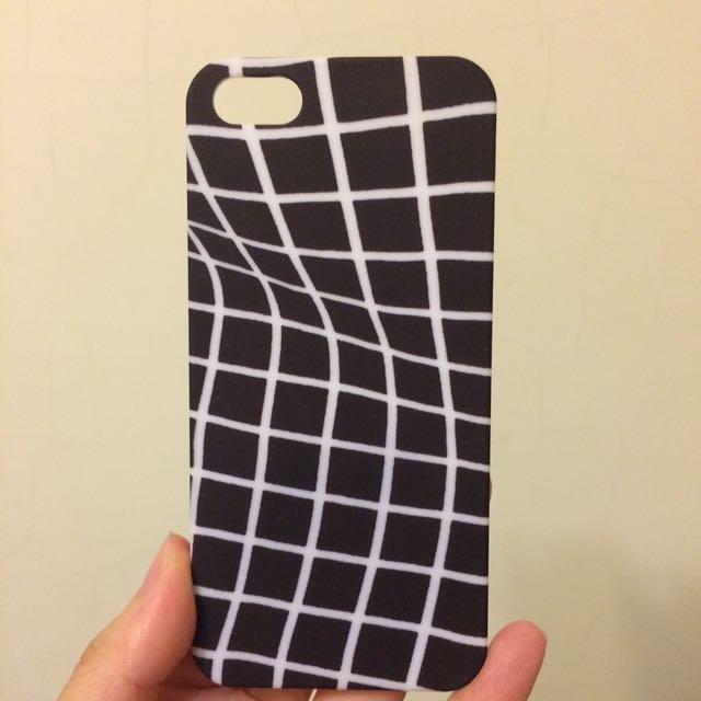 iPhone 5/5s 文青 簡約 風格 手機殼 保護套