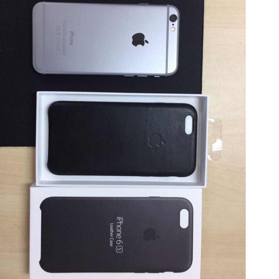 iPhone 6 128 GB space grey