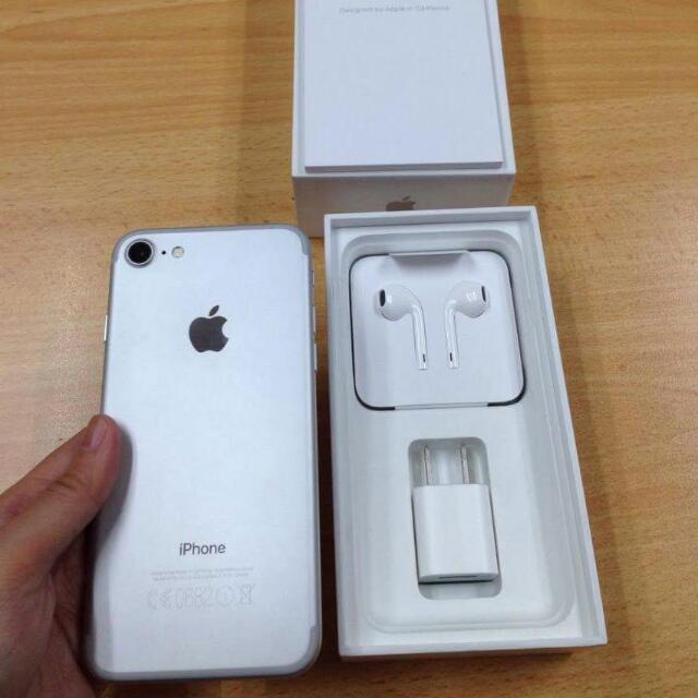 iPhone 7, 32gb Silver