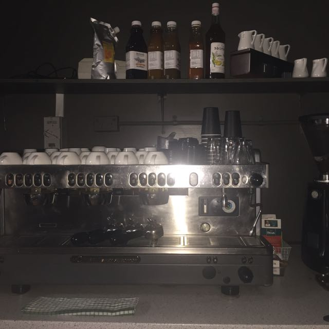 Italian 'La Cimbali' Coffee Machine
