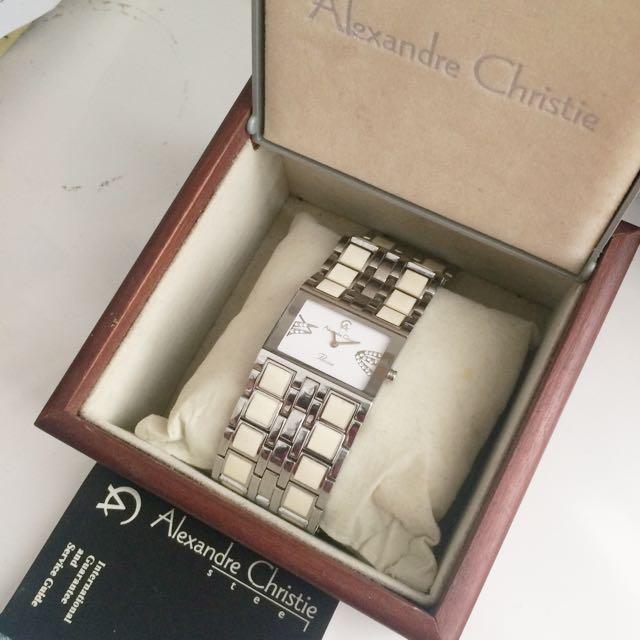 Jam Tangan Alexandre Christie