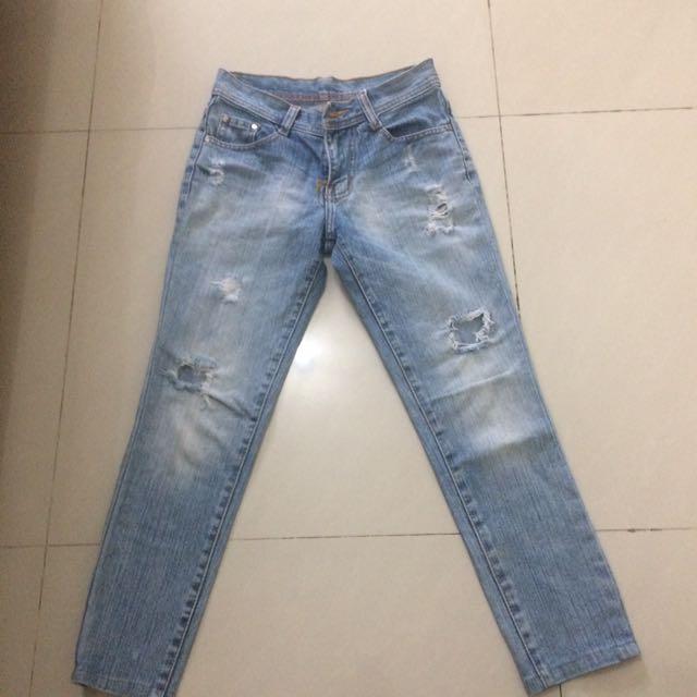 Jeans dior Riped
