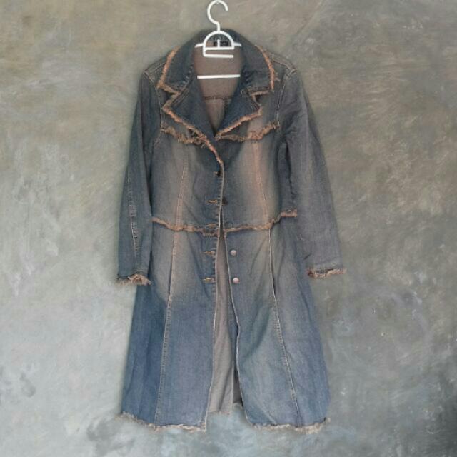 Jeans Long Coat
