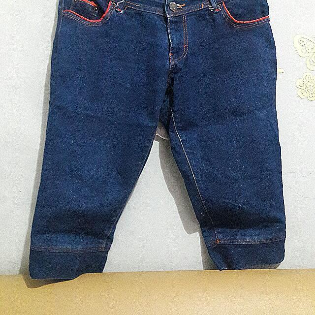 Jeans Seperempat