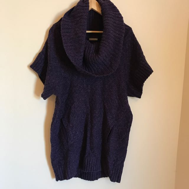 Jigsaw Wool Jumper Dress