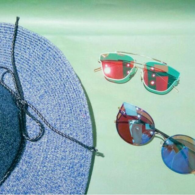 Kacamata Eustacia&Co