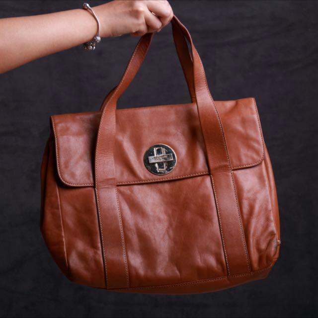 Kate Spade Tote Leather Bag