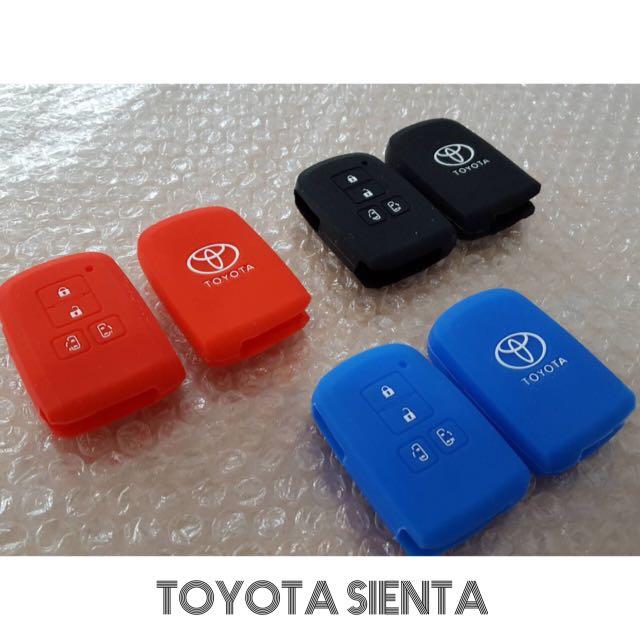 Key Silicon / Kondom Kunci / Sarung Kunci Mobil