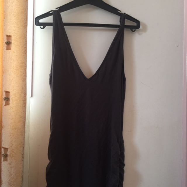 Kookai Rusched Dress