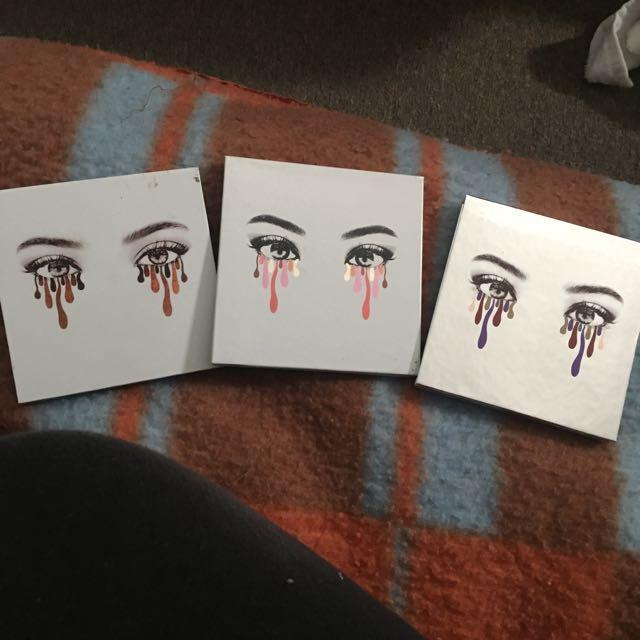 Kylie Jenner Eyeshadow Palettes