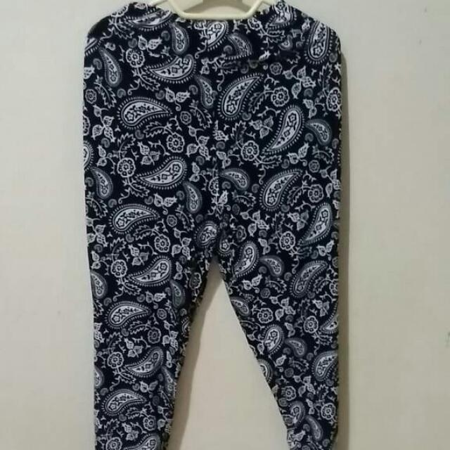 Legging Batik (all size)