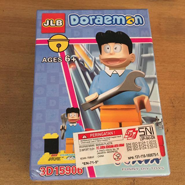 Lego Doraemon Special Edition