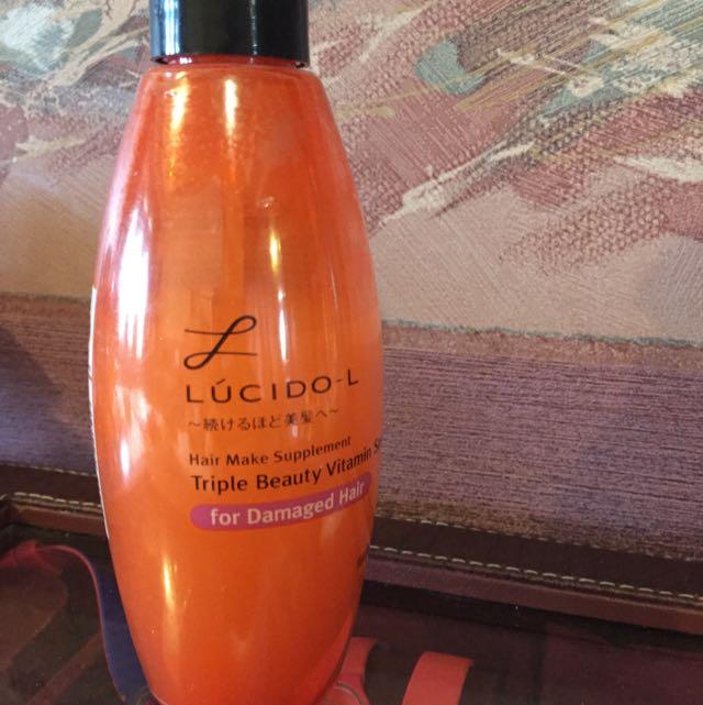 Lucido-L Hair Vitamin