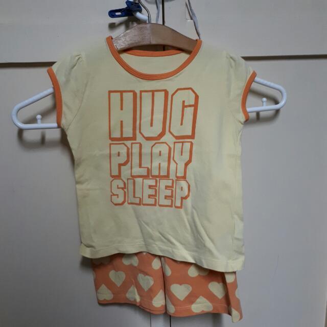 Mothercare Sleepwear Set
