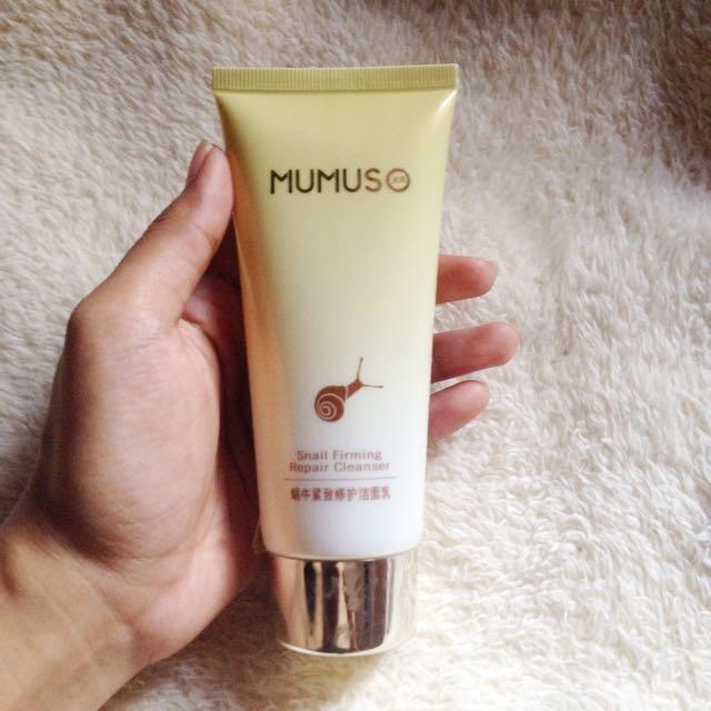 MUMUSO (snail repair cream)